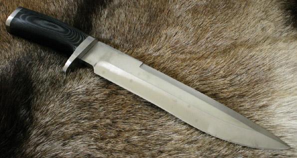 fermosos fierros cuchillo de damasco