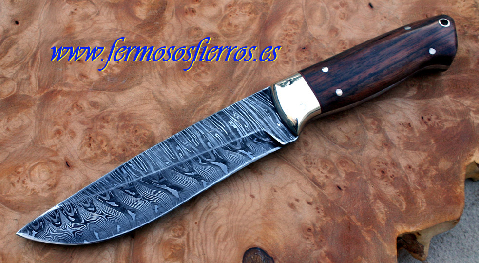 cuchillo acero damasco b1094f0568a0