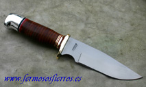 Cuchillo bushcraft  fermosos fierros
