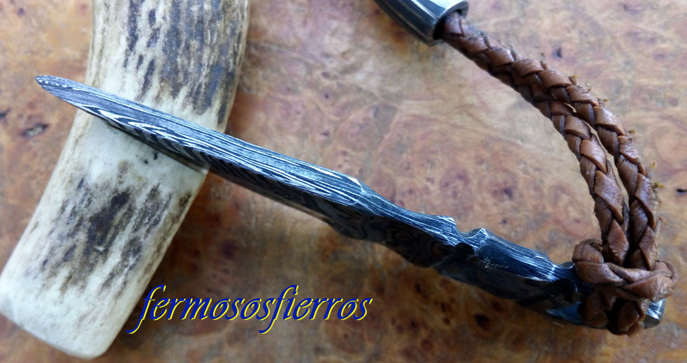 damascus steel claw fermososfierros